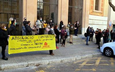 Arxiven la causa contra cinc independentistes de Tarragona per les protestes contra el consell de ministres del 2018