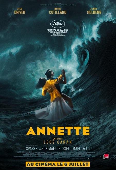 'Annette', de Leos Carax, inaugura la temporada de tardor del Cineclub del Centre de Lectura de Reus