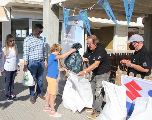 Vopak Terquimsa participa de la recollida de plàstics a les platges de Tarragona
