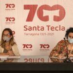 Ajuntament i URV s'uneixen per seguir el rastre deixat per la relíquia del braç de Santa Tecla