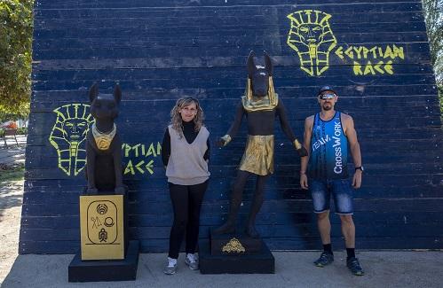 Tarragona acull aquest dissabte la cursa d'obstacles temàtica Egyptian Race