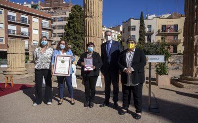 L'Ajuntament atorga la Medalla de la Ciutat al Col·legi d'Infermeres i Infermers de Tarragona
