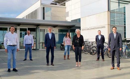 BASF i l'ICIQ renoven el seu compromís i premiaran els millors projectes en emprenedoria i innovació sostenible