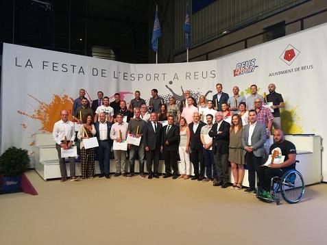 La gala de la Diada de l'Esport de Reus acull  divendres el lliurament dels Premis Esport i Ciutat 2021