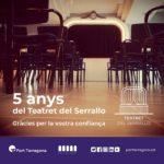 El Teatret del Serrallo del Port Tarragona fa 5 anys