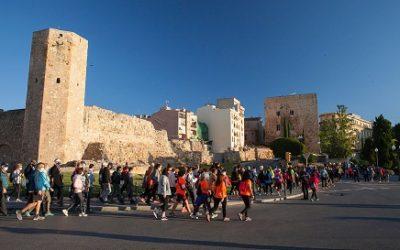 Més de 700 participants en la retrobada de Tarragona amb la Pujada al Loreto