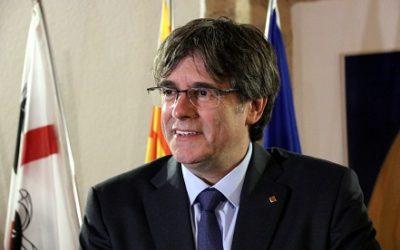 Puigdemont demana a ERC que la seva situació personal no formi part de la taula de diàleg